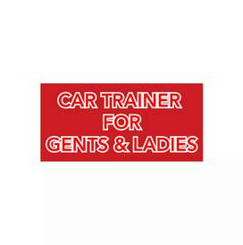 PROFESSIONAL CAR TRAINER. AT YOUR DOORSTEP. EASY AND FAST LEARNING.