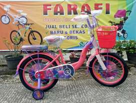 Sepeda PACIFIC ukuran 12, 16, 18