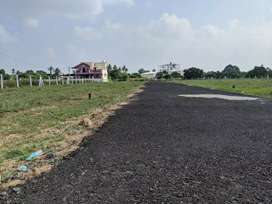 Plot sale at 3km from mappedu junction