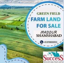 Farm plots for sale in Shamshabad