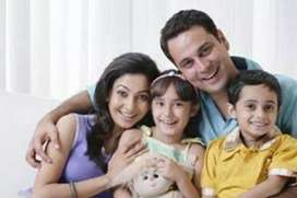 A complete family health insurance
