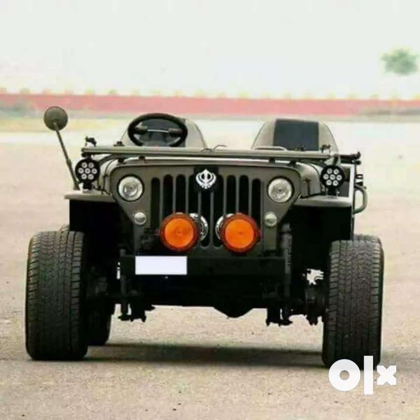 Gora jeep modify 0