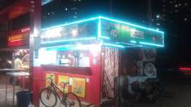 Food Stall For Sale in a good complex