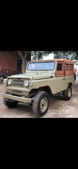 Willy jeep, Modified jeep, Mahindra Jeep, jonga