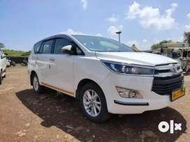 Toyota Innova crysta T permit   New car