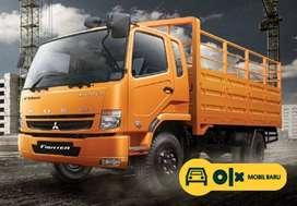 [Truck Baru] Mobil Truck Mitsubishi Baru, Fuso