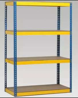 Light duty steel racks for your light weight products