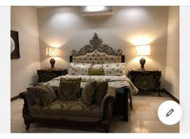 1kanal full furnished house for rent in DHA phase 4 on daily basis