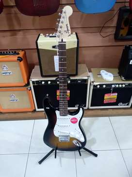 Squier Stratocaster Bullet series