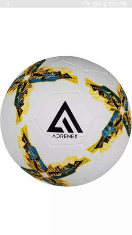 Adrenex train X football - size 5 ( pack of 1, multicolor)