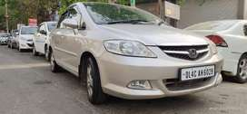 Honda City i-VTEC ZX, 2008, Petrol