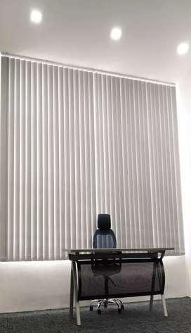 Vertical blind tirai gorden korden elit exclusive