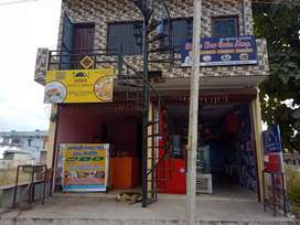 Shop for sale at selakui nigam road near dhiman market