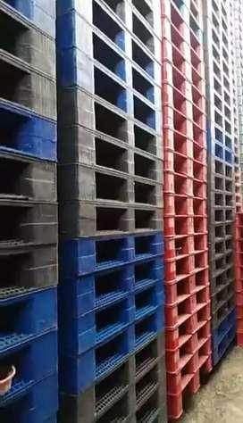 Distributor pallet plastik murah berkualitas ready all size.