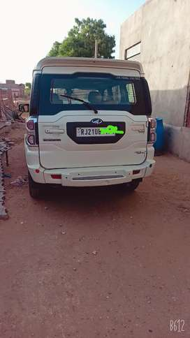 Mahindra Scorpio 2015 Diesel 160000 Km Driven
