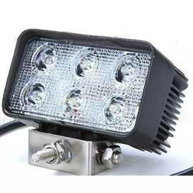 Lampu LED tembak buat mobil off-road dll