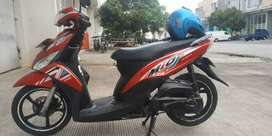 Mio j 2012 ss lengkap