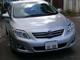 Toyota Corolla GLi 1.3 VVTi 2008 Easy monthly installments pe hasil...