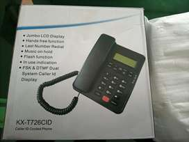 Latest Telephone set - panasonic telephone set price in pakistan