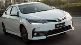 toyota corolla gli 2019 now get on easy monthly instalment