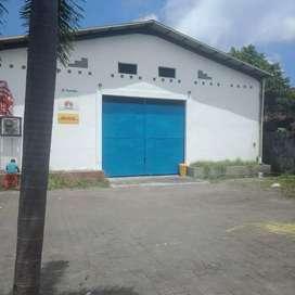 Gudang Luas Lt 24 are Lb 16.8 are di Pusat Kota Denpasar