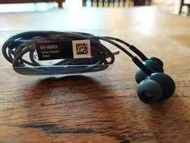 Headset Asli Bawaan Samsung S8+ By AKG aura suara mantap