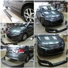Honda City Body Kit in Abs Plastic - Imported from Thiland