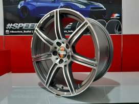 For sale Velg HSR R18 for innova,mercy,xtrail,vitara,terios,rush,tarun