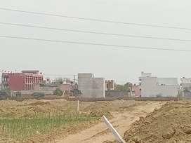 ITI Bahadurgarh ke pass Residential plot