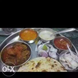 Ghar ka khans Tiffin service only 100