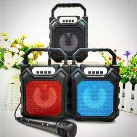Speaker bluethooth free mic