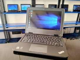 Ready Laptop Lenovo Tp11E M-5Y10C 4Gb/500Gb garansi 3Bulan