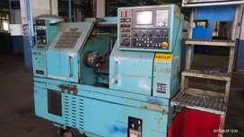 CNC machine maintenance