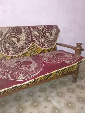 Wooden sofa in very cheap price