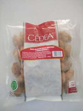 CedeA crab nugget 500gr