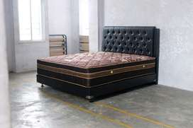 mjb mebel- spring bed angel michael 6 kaki