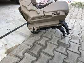 Scorpio seat