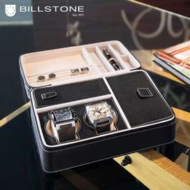 BillStone Expedition - Watch Box - Kotak Jam
