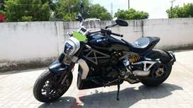 Ducati XDIAVEL S 1300cc single owner Good conditions.