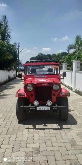 Mahindra Thar DI 4WD, 1989, Diesel