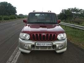 Mahindra Scorpio Getaway 2007 Diesel 160000 Km Driven