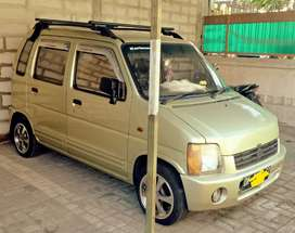 Jual Suzuki Karimun Wagon R Kotak 2003