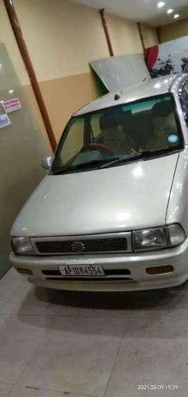Maruti Suzuki Zen D PS, 2001, Diesel