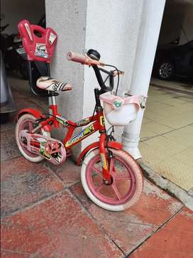 POPSTAR kids cycle 4 to 5 years 1500/-