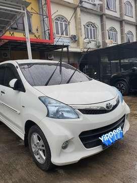 Toyota Avanza 2014 manual bs cash / kredit