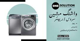 Washing Machine Repair & Service