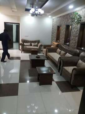3 BEDROOMS FURNISH PORTION FOR RENT BAHRIA PHASE 4