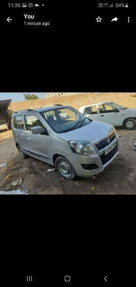 Maruti Suzuki Wagon R 1.0 2014 Petrol 86000 Km Driven