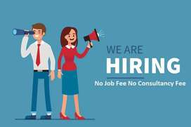 We Need Female Staff for as Call Operator