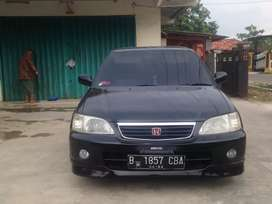 Honda city type z 2003 manual vtec